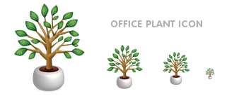 OFFICE PLANT Icon