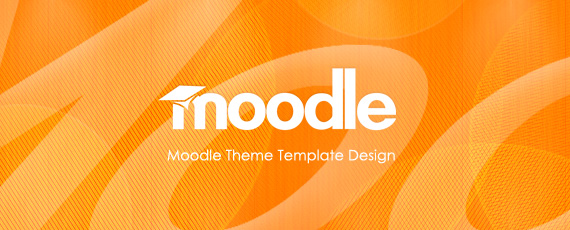 Moodle Theme Template Custom Design